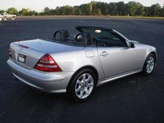 My 2nd Car: 2001 Mercedes Benz SLK230