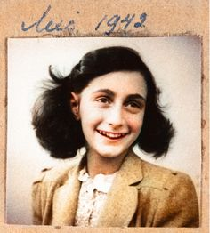 Anne Frank, In Color - LightBox