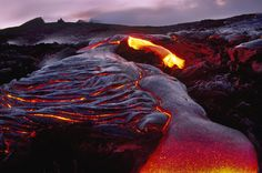 Parque Nacional de los Volcanes de Hawái (Hawái) por @alvaroanglada via @CNTravelerSpain