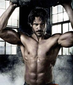 The reason I watch True Blood... Oh yeah