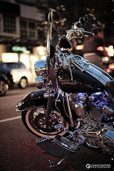 Highlighting a Harley | Flickr - Photo Sharing!