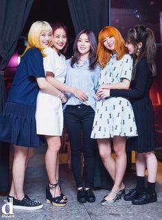 Joy, Yeri, Irene, Seulgi and Wendy Red Velvet Seulgi, Red Velvet Irene, Sooyoung, South Korean Girls, Korean Girl Groups, My Girl, Cool Girl, Divas, Red Velvet Photoshoot