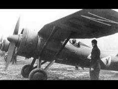 Start samolotów P. 11c nr 4 i 10 ze 113 Eskadry Myśliwskiej
