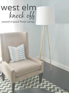 DIY West Elm Knock O
