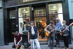 Fashion Notes by Cris: Carnaby Street Shopping Party