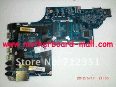 Replacement for HP 659125-001 Laptop Motherboard