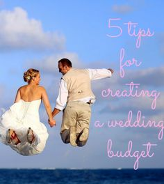 5 Tips for Creating a Wedding Budget and Sticking To It  ||  By Erin Killingsworth, Founder of Wedding Under Control Creating a budget for your wedding is the most important thing you can do as an engaged couple. Why? Being a financially responsible married couple is one of the most important things you can do together. You need to start being financially responsible together for your wedding. ……