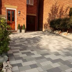 concrete block furniture | Concrete block paving and clay are beneficial | Creative Home