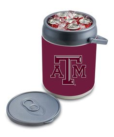 Take a look at this Texas A Can Cooler by Tailgate Essentials Collection on #zulily today!