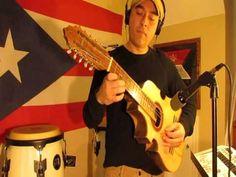 ▶ La Borinqueña (Cuatro Puertorriqueño) - YouTube