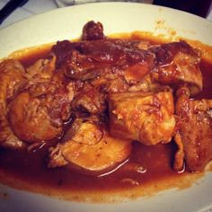 fricassee of chanterelles omg looks amazing i have been craving ...