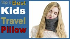 Top 5 Best Kids Travel Pillow. Kids Travel Pillows, Travel With Kids, Cool Kids, Airplane, Tops, Plane, Aircraft, Airplanes