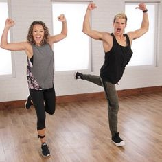 The Fitness Marshall Class FitSugar Dance Cardio Video