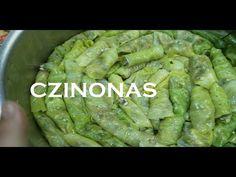 Πως θα κάνω λαχανοντολμάδες - YouTube Asparagus, Vegetables, Youtube, Food, Studs, Vegetable Recipes, Eten, Veggie Food, Meals