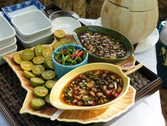 Cebuano Feast Spices and dips