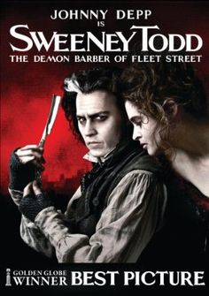 Sweeney Todd. One of my favorites. Got to meet Johnny a while ago and this was all that I was thinking of. Disturbing yet beautiful.