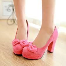 Kết quả hình ảnh cho giày cao gót mùa xuân