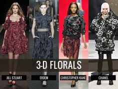 Fashion Trends Fall 2013