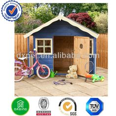 DXPH008 Kids outdoor play house (BV assessed supplier) $15~$100