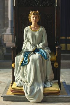 The Hollow Crown - Richard II part - queen Isabella