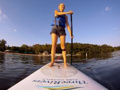 Places to kayak in Three Rivers Parks