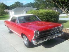 1967 Ford Fairlane Convertible