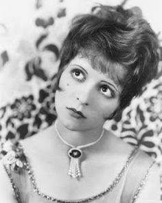 """Clara Bow Clara Gordon Bow was an American actress who rose to stardom in silent film during the 1920s. It was her appearance as a plucky shopgirl in the film It that brought her global fame and the nickname """"The It Girl""""."""