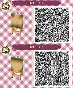 Blog de Soeurs-Doigts-De-fee - Skyrock.com Animal Crossing 3ds, Animal Crossing Qr Codes Clothes, Acnl Paths, Motif Acnl, Ways To Communicate, New Leaf, Cute Wallpapers, Pixel Art, Images