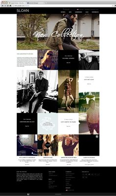 Sloan | Online Fashion Store