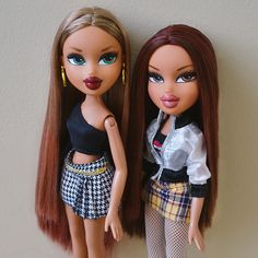 """Fantastic """"bratz dolls"""" info is offered on our internet site. Have a look and you will not be sorry you did. Doll Eyes, Doll Face, Pretty Dolls, Beautiful Dolls, Bratz Doll Halloween Costume, American Girl, Bratz Doll Outfits, Black Bratz Doll, Brat Doll"""