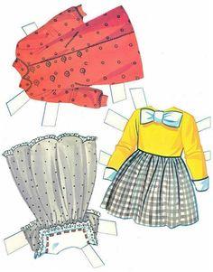 Paper Dolls~Tutti - Bonnie Jones - Picasa Webalbum