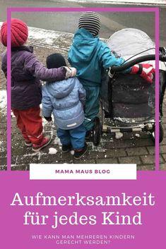 Aufmerksamkeit für jedes Kind - Wie werde ich mehreren Kindern gerecht?