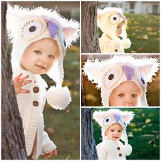 CROCHET  HAT PATTERN Crochet Pattern Mystic Owl Hat For Babies, Children, Teens and Adults on Etsy, $5.55