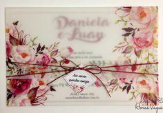 convite de casamento ou aniversário rústico moderno diferente floral boho chic vermelho marsala