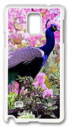 Best Quality Peacock Bird DIY Hard Shell White Samsung Galaxy Note 4 Case Perfect By Custom Service Diy Note 4 Case http://www.amazon.com/dp/B00PTJSO3C/ref=cm_sw_r_pi_dp_8hHNub00X6KKJ