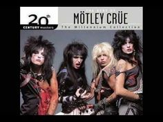 Girls, Girls, Girls by Mötley Crüe.  My three favorite things in life.