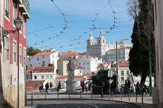 Igreja de Sao Vincente da Fora, Lisboa