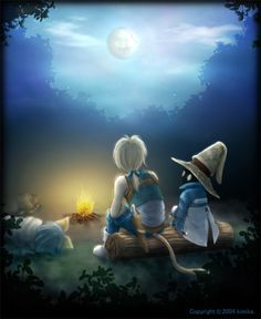 公 佳 - Final Fantasy IX - Zidane / Vivi