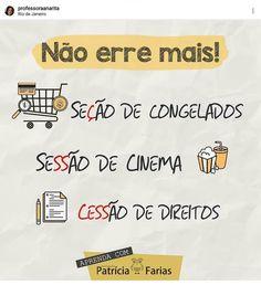 Portuguese Grammar, Portuguese Language, Learn Brazilian Portuguese, Study Organization, Vocabulary List, School Subjects, Lettering Tutorial, Study Hard, Study Inspiration