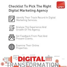 With the right strategy and direction, your digital agency can help meet strategic goals. However, choosing the wrong agency/consultant will cost businesses a lot of resources. Here are some things to keep in mind while making your selection.  #digital #DigitalAgency #consulting #digitalconsulting #business #businesses #digitalmarketing