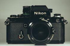 Nikon F2AS   best manual 35mm camera ever built?