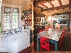 CASA ANTICA settembre ottobre 2017 #magazine #editorial #charme #kitchen #homedecor #interiordesign #architecture #cabiancadellabbadessa