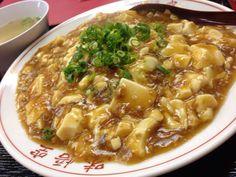 【中華料理 味悟空】麻婆丼