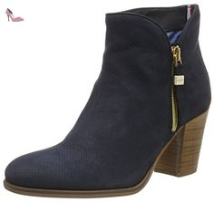 C1285athy 6a, Bottes Femme, Beige (Sand 102), 40 EUTommy Hilfiger