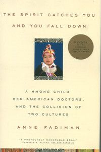 A wonderfully engaging story of culture clash and communication. I also learned a lot about Hmong culture.