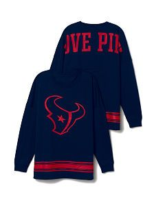Houston Texans Athletic Tee - PINK - Victoria's Secret