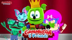 "Gummy Bear Show ""Prince Gummy"" Episode 20 Gummibär And Friends"