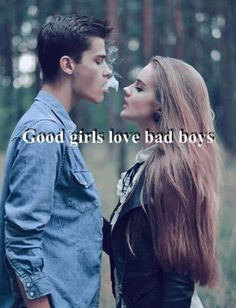 good girls bad boys.