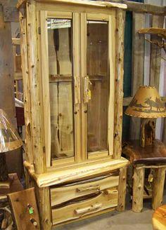 Cedar Stuff. Log Furniture and Rustic Decor. Lewiston, Michigan