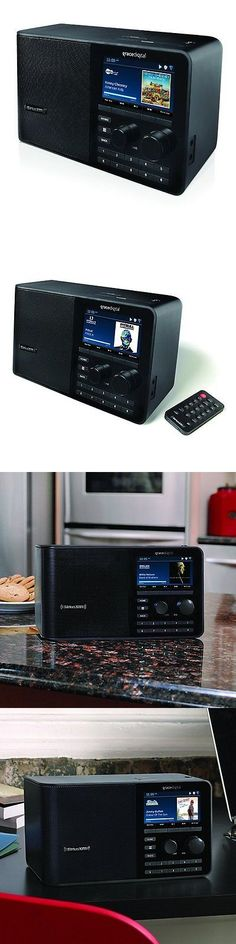 Portable Satellite Radios: Siriusxm Ttr2 Sound Station - Internet Radio By Grace Digital -> BUY IT NOW ONLY: $242.92 on eBay!